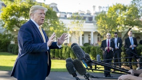 President Trump says Turkey informs US it will make Syrian cease-fire 'permanent,' US directs lifting of sanctions