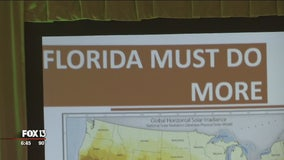 Florida returns to climate conversation during first summit in 10 years
