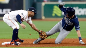 Tampa Bay Rays try to prevent the Astros from sweeping ALDS
