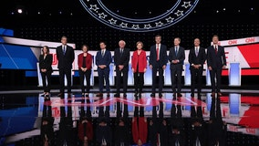 Democratic presidential debate shows one voice on Trump impeachment, attacks on front runners