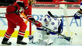 Hurricanes rally to beat Lightning 4-3 in overtime