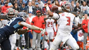 Turnovers only part of Buccaneers' issues in 27-23 loss to Titans