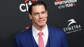 'You are our heroes': John Cena to donate $500K to first responders battling California wildfires