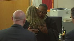 Judge Tammy Kemp defends hugging Amber Guyger, giving her a Bible