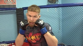 'The Steamrolla' returns to his Tampa roots ahead of his biggest UFC fight yet