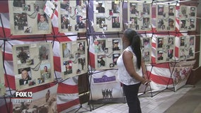 Gold Star families honored at MacDill Air Force Base