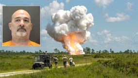 Feds blew up 7,700 pounds of explosives hoarded by convicted Sarasota man