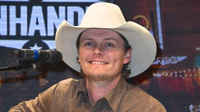 Country singer Ned LeDoux's daughter, 2, dies in choking accident
