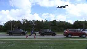 After running to school in Kenya, fastest man in the Air Force barely breaks a sweat in Tampa