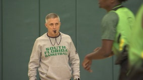 USF men's basketball opens season with expectations