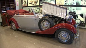 Tampa Bay Automobile Museum showcases cars from as far as Czechoslovakia