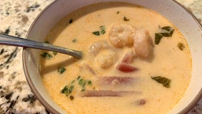 Recipe: Tom Kha Soup