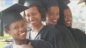 Thousands continue their educations at Tampa woman's college in Rwanda