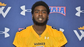 Football player dies after collapsing at Warner University in Lake Wales