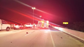 Southbound U.S. 19 reopens after motorcycle crash