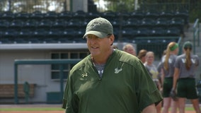 USF softball head coach shifting focus to Team USA