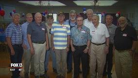 50 years after war, Vietnam veterans hold reunion