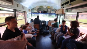 Wild and Free: Florida family takes old school bus on an adventure