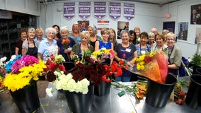 Random Acts of Flowers bring smiles to Bay Area patients