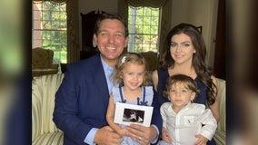 Florida Gov. Ron DeSantis, wife Casey expecting a baby