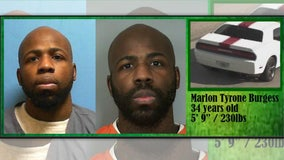 Polk County deputies search for attempted murder suspect