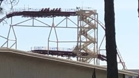 Riders rescued after Rip Ride Rockit roller coaster at Universal Orlando gets stuck
