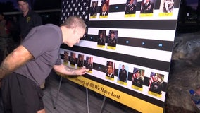For many at MacDill, Special Forces memorial is personal