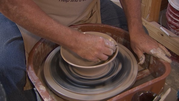 Extraordinary Ordinaries: Pottery with Parkinson's