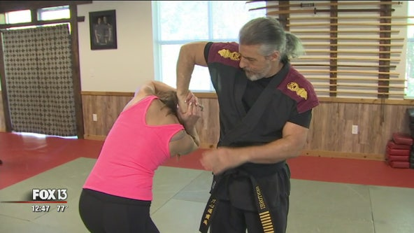 Quest Self-Defense owners teach students to win in life