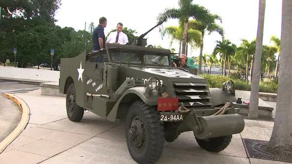 Great Rides: WWII 1943 M3A1 Scout Car