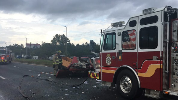 Deadly crash closes U.S. 19 lanes in Hudson