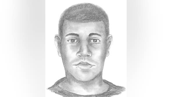 Sketch released of suspected gunman in Cambridge Cove shooting death