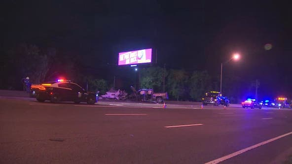 Latest wrong-way crash leaves one dead in Riverview