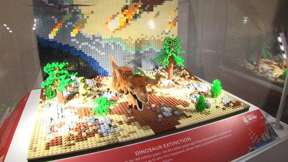 Brick History: Tampa Bay History Museum exhibit tells history through the shape of Lego bricks