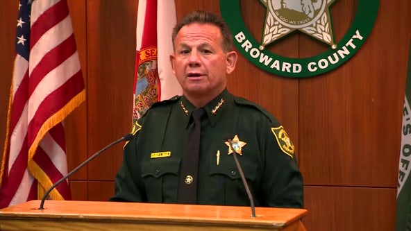 Former Broward sheriff ousted by DeSantis gets new job reviewing red light tickets