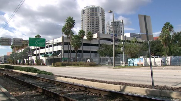 Port lot may soon be home to Tampa's latest high-rise tower