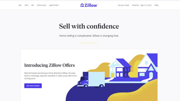Tampa residents can now sell their homes to Zillow