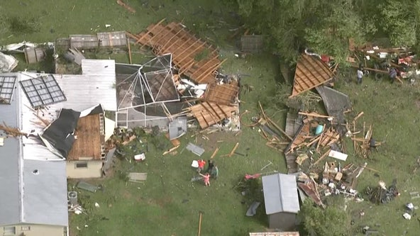 Sheriff: Polk inmates to help clean up tornado debris