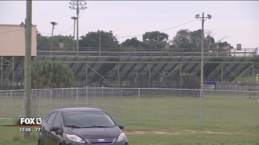 Former cemetery may be on grounds of King High School