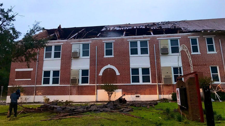 Classes at tornado-damaged Kathleen Middle School to resume Monday