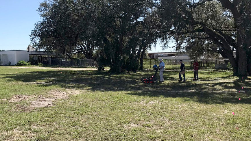 Crews to begin surveying land around King High for possible forgotten cemetery