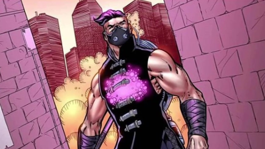 Like his creator, superhero 'Pathway' overcomes cystic fibrosis
