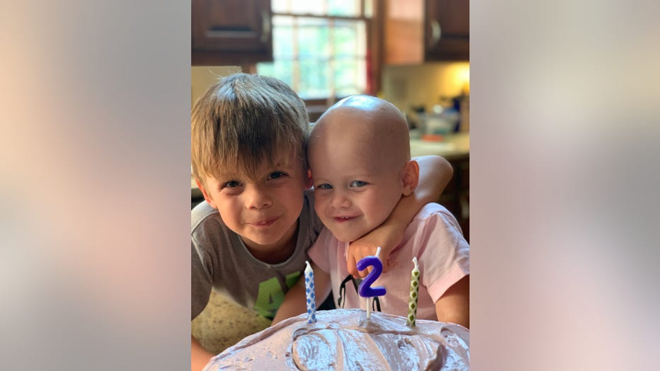 Facing a nationwide shortage of the chemotherapy drug vincristine, Charlotte Armstrong's parents believe she will be okay. But they worry about thousands of other children whose treatment hangs in the balance.