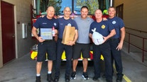 Former Tampa Bay Buccaneer is delivering Thanksgiving meals to first responders in Pinellas, Hillsborough