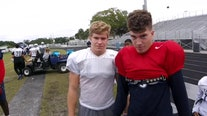 The Bartalo Brothers are leading Gaither through the playoffs