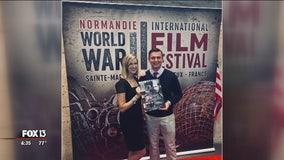FOX 13's Jennifer Holton tells the stories of WWII