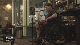 Veterans Open Mic Night offers a voice to veterans and their supporters