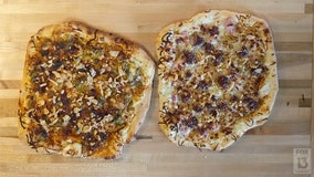 Recipe: Use those Thanksgiving leftovers to make a homemade pizza