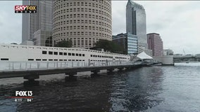 Tampa Riverwalk transformed the outdoor experience of downtown