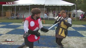 Party like it's 1429 at the Sarasota Medieval Fair